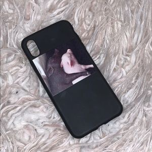 iPhone XS Max Cuddling Pigs Case